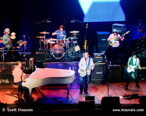 Brian Wilson and Jeff Beck at the Oakland Paramount Theatre