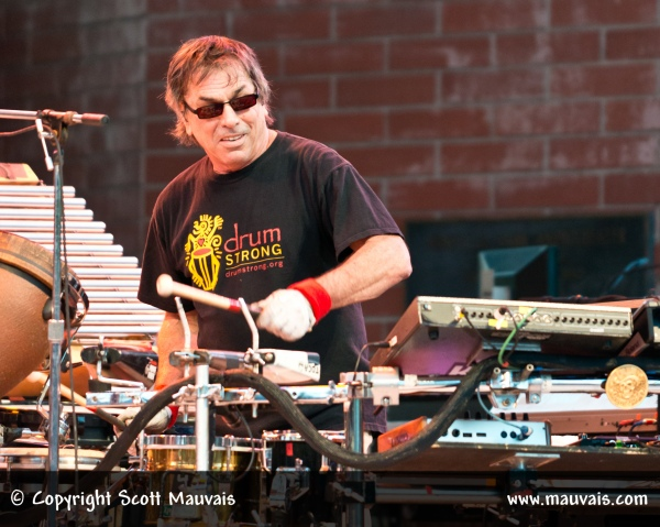Mickey Hart Band kicks off Reno's Artown in Wingfield Park