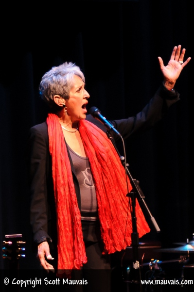 Joan Baez at Freight & Salvage
