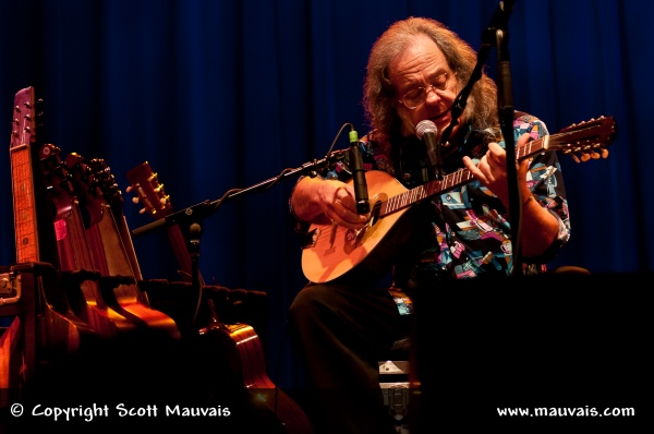 David Lindley at 142 Throckmorton