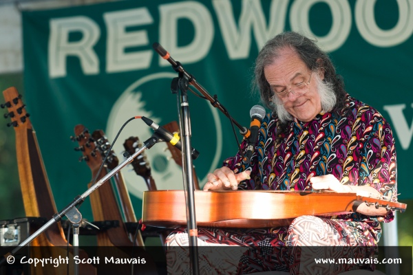 David Lindley at Redwood Mountain Faire