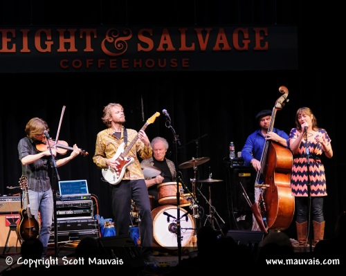 The Waybacks at Freight and Salvage